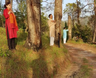 Samattva foundation-healing the world through holistic science
